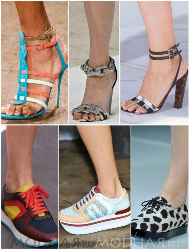 Ботинки модные 2016 73