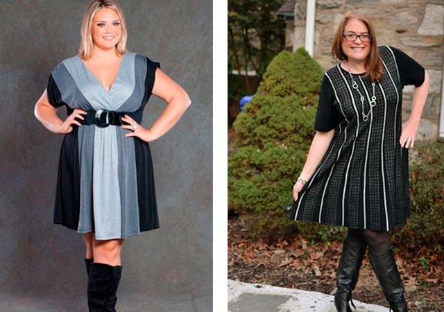 Одежда Для Невысоких Полных Женщин