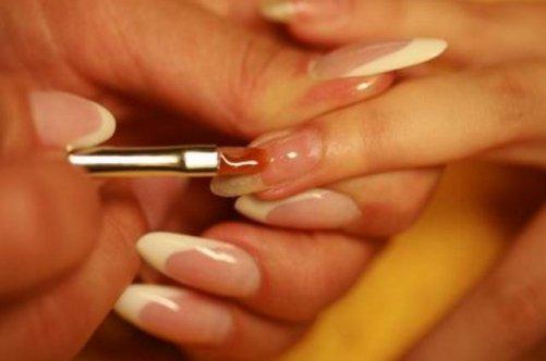 Наращивание ногтей биогелем видео