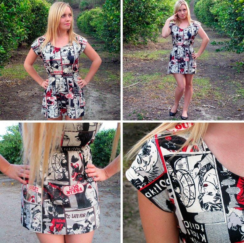 Платье из футболки своими руками быстро
