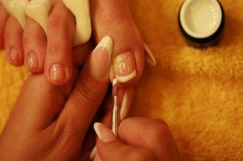 Как укреплять ногти на ногах