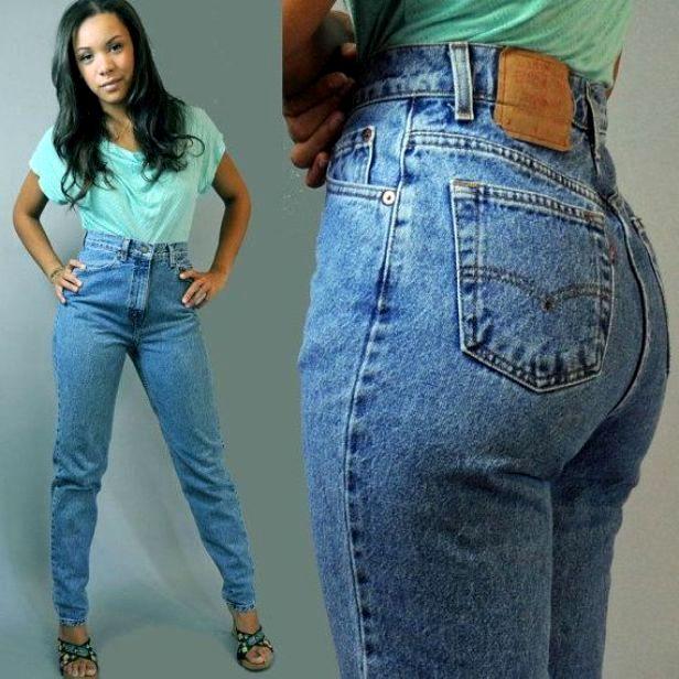 мне джинсы большие как их ожно посадить