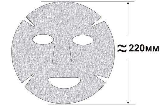 Тканевые маски своими руками - Маски в домашних условиях