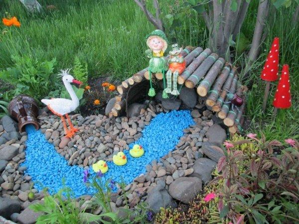 Декор в детский сад своими руками 37