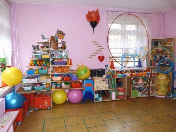 Физкультурный уголок в детском саду своими руками