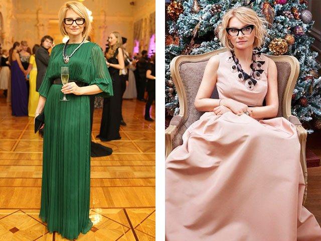 Вечернее платье для женщины 40 лет