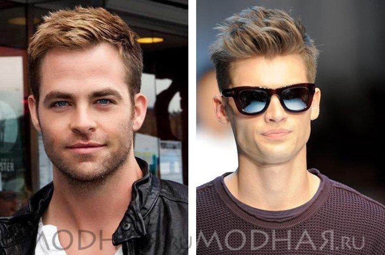 Модные причёски для мужчин 2016 фото