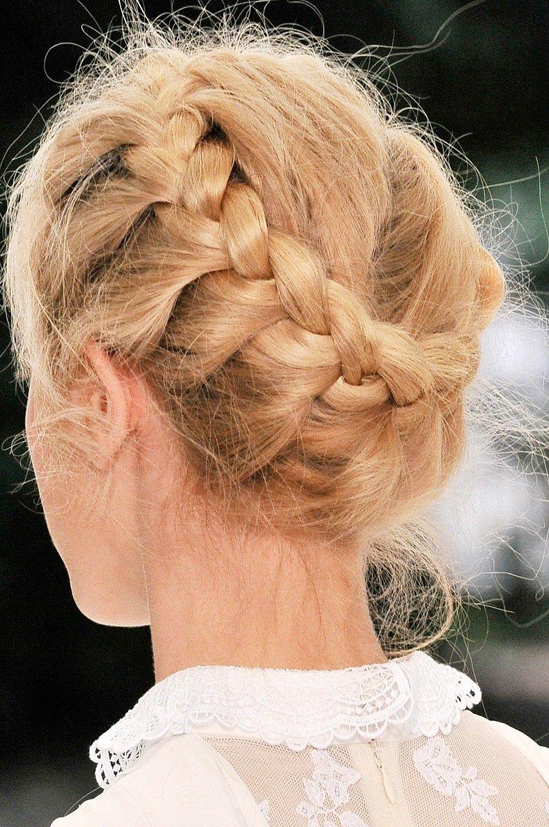 Плетения на голове