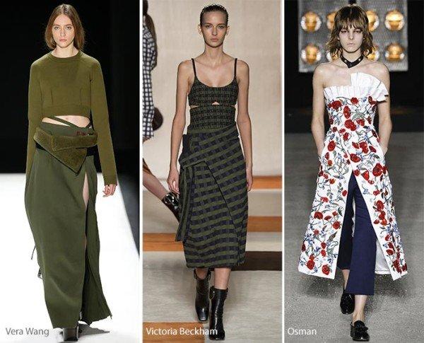 Модні тенденції осінь зима 2016 2017 фото огляд