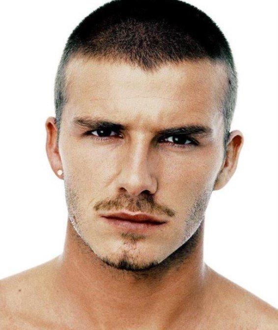 Мужские причёски для овального лица