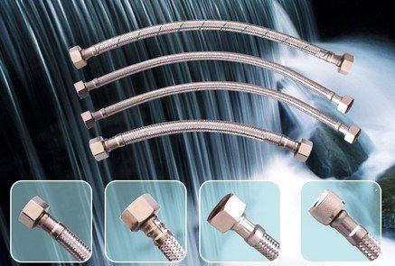 Гибкая подводка для воды: технические характеристики