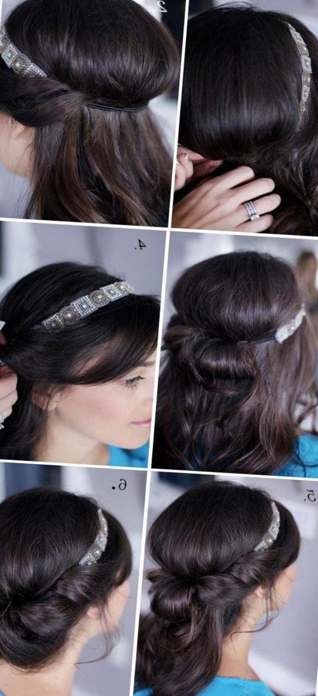 Греческие прически своими руками на длинные волосы фото пошагово 966
