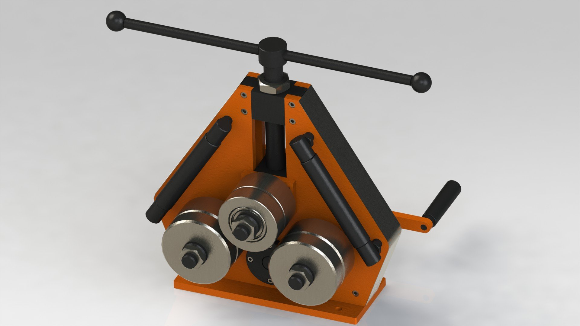 Электрический трубогиб для профильной трубы своими руками чертежи