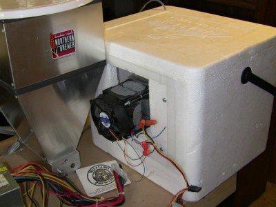 Можно ли сделать кондиционер из холодильника своими руками 33