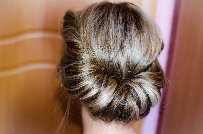 Греческая причёска без повязки пошаговое фото