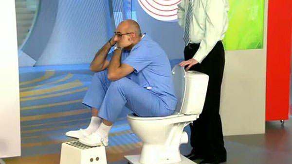 Сложно ли ходить в туалет при геморрое