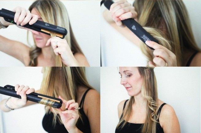 Как сделать локоны без утюжка на короткие волосы 892