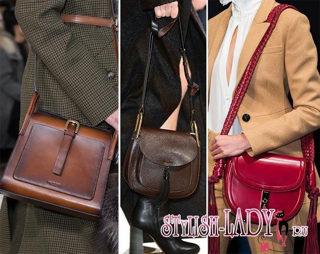 какие сумки в моде в 2016