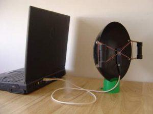 Как сделать wifi антенну для ноутбука своими руками