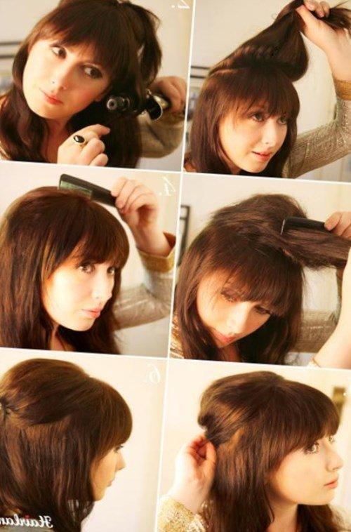 Как из длинного волоса сделать короткие 727