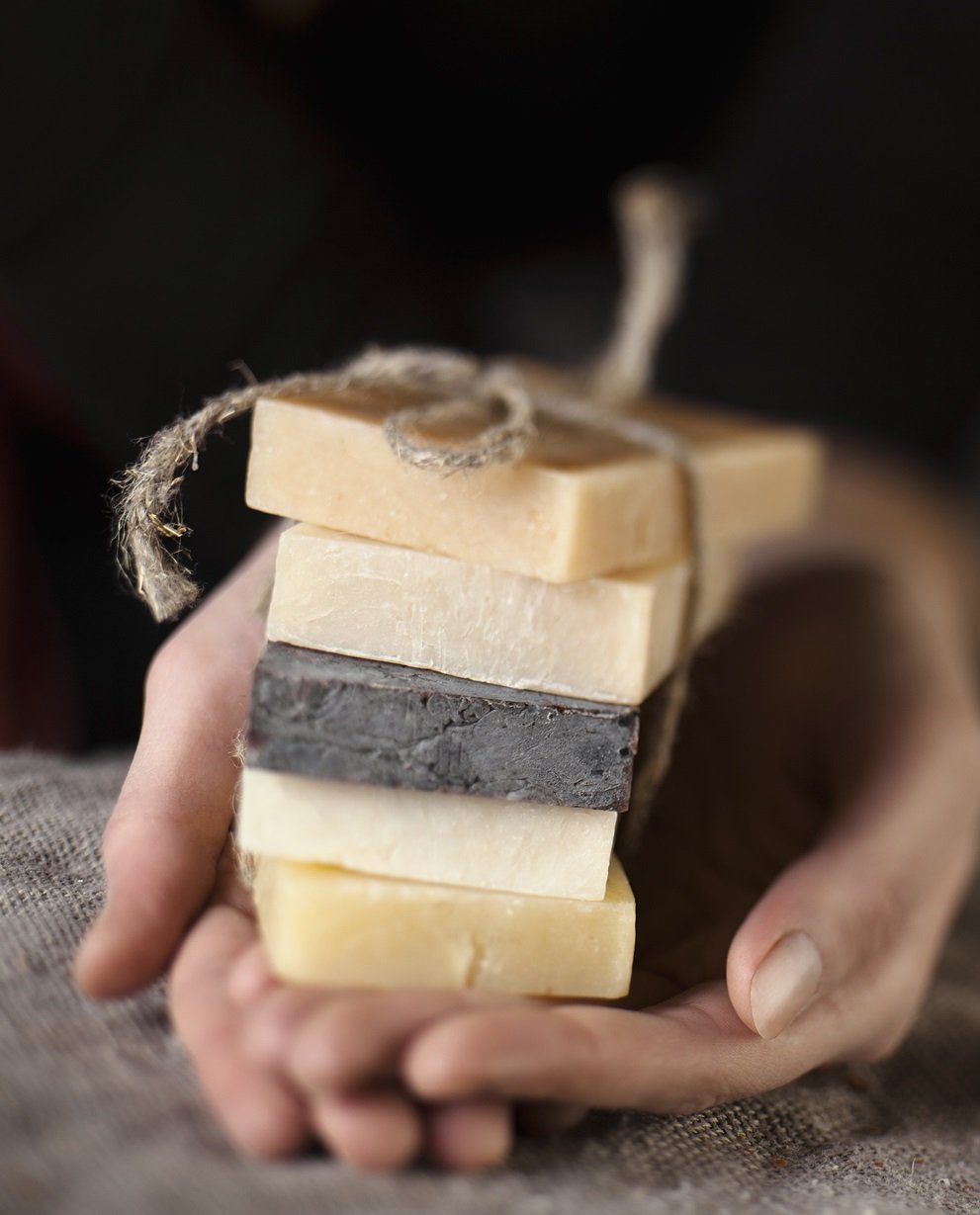 Как сделать мыло своими руками из хозяйственного  20