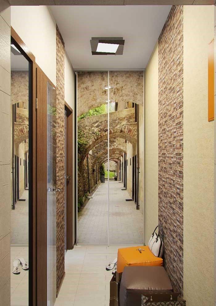 Дизайн прихожей и коридора в хрущевке. фото