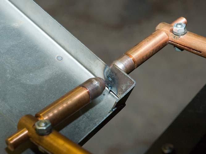 Как сделать электроды по алюминию своими руками 15