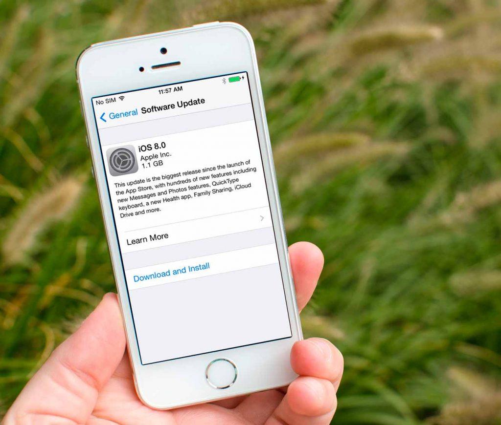 Как сделать восстановление данных на айфон