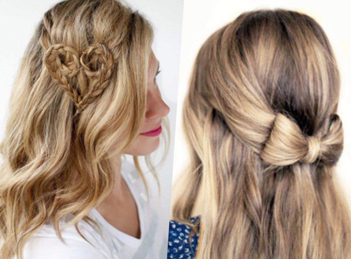 Как заплести косу девочке красиво и просто: пошаговая 53
