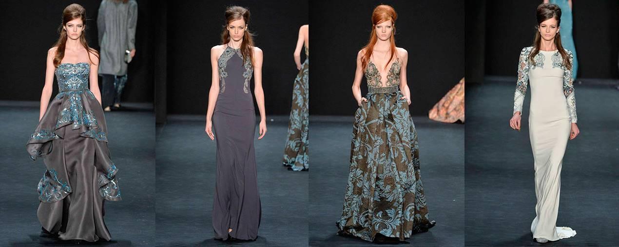 Модные Платья Вечерние