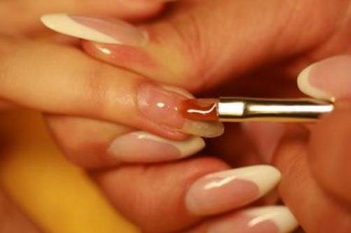 Наращивание ногтей биогелем в домашних условиях для начинающих 165