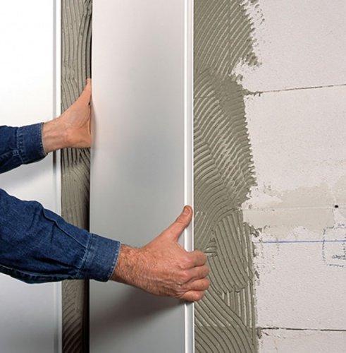 Отделка стен панелями пвх своими руками 78