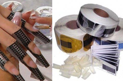 Список материал для наращивания ногтей в домашних условиях 8