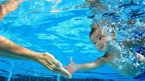 сонник ловить рыбу в бассейне