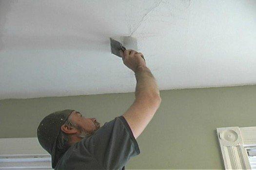 Как зашпаклевать дыры в стене своими руками 60