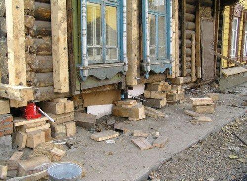 Ремонт деревенского дома своими руками 94