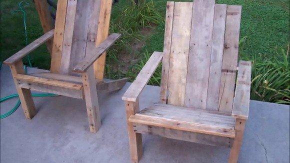Как построить садовую мебель своими руками
