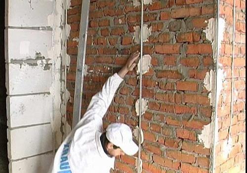 Как сделать выравнивание по стены 144