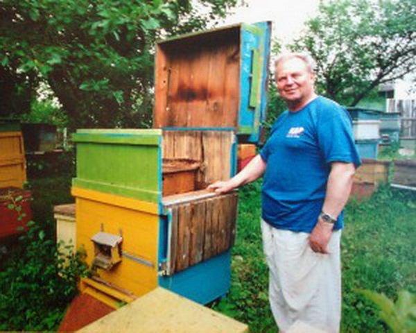 Все для пчеловодов своими руками