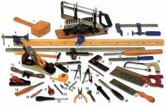 Изготовление столярных инструментов 10