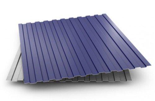 Покрівля з оцинкованої сталі: особливості, переваги, монтаж