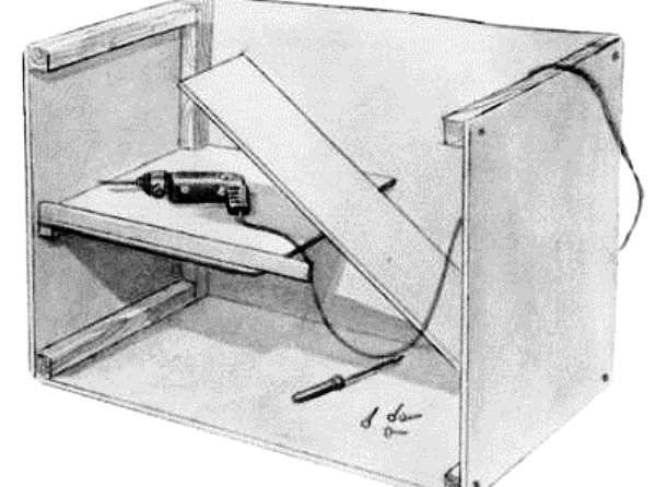 Комнатная антенна на телевизор своими руками