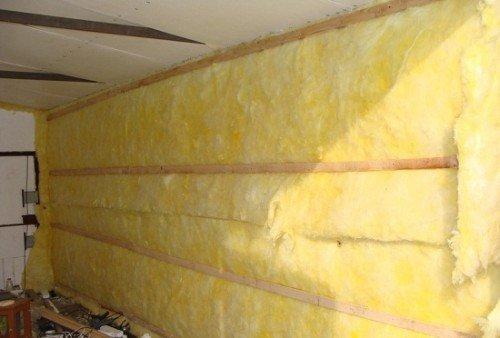 Стены гаража своими руками 50