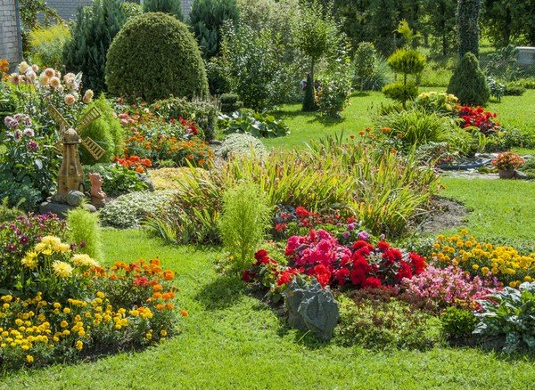 Стили сада и огорода