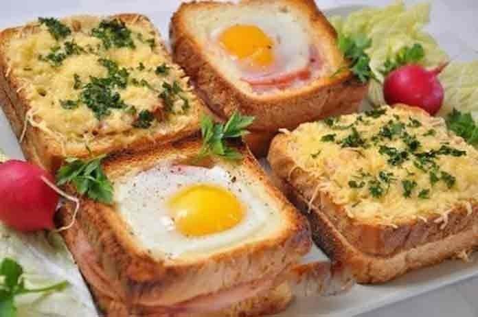 Простые красивые бутерброды рецепты простые и вкусные 62