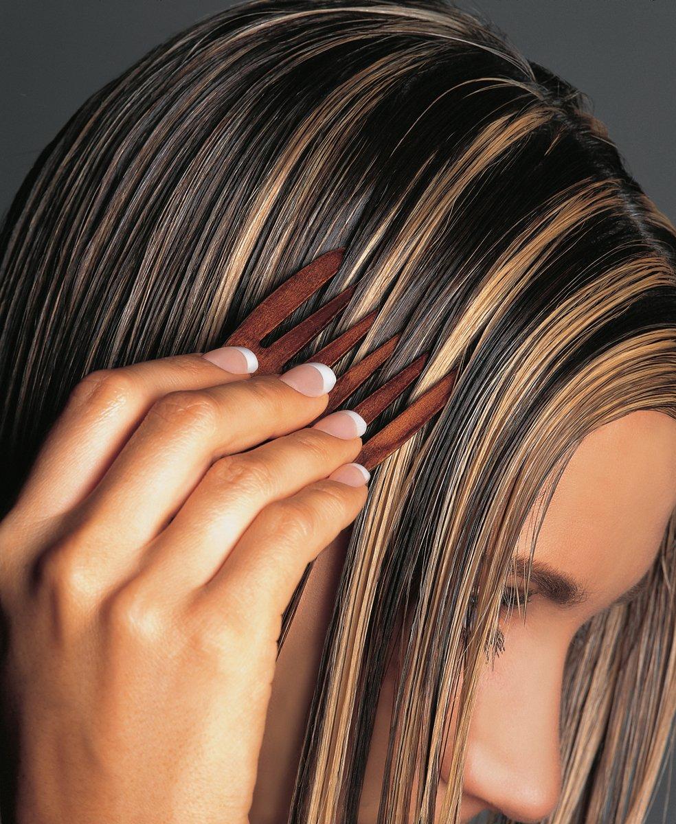 Как волосы сделать мелирование