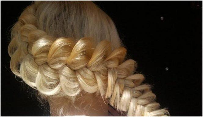 Плетения кос в домашних условиях фото