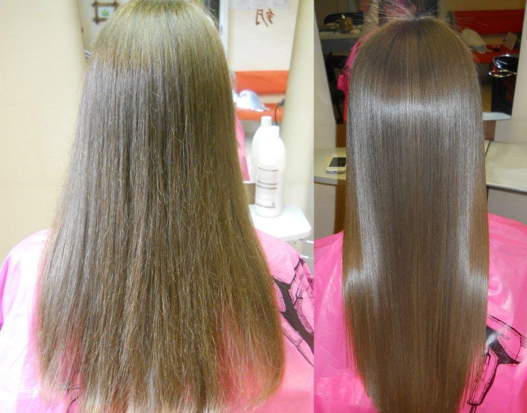 Восстановление и лечение волос в домашних условиях