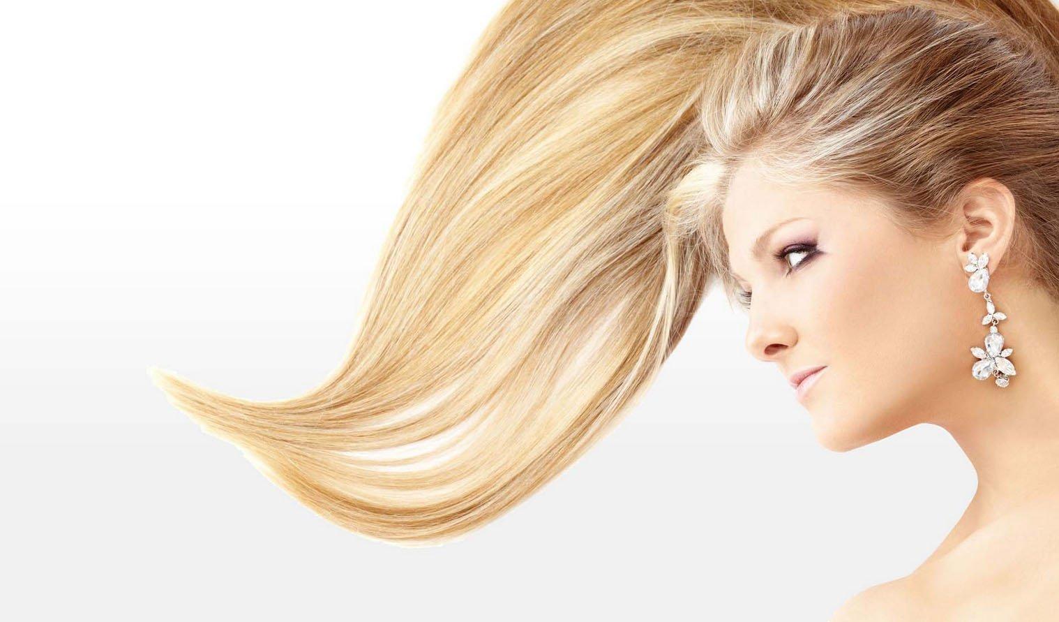 Як перемалювати волосся з русого в блондинку 21 фотография