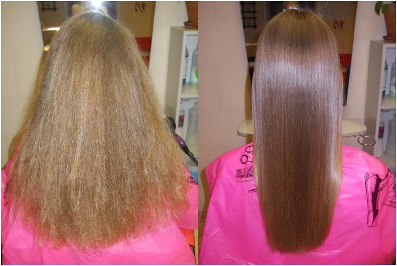 Нужно ли мыть волосы перед кератиновым выпрямлением